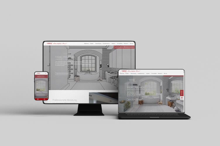 Fadel Raumidee - Webdesign Bergauf Media
